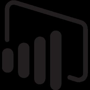 Power Bi - Black Logo